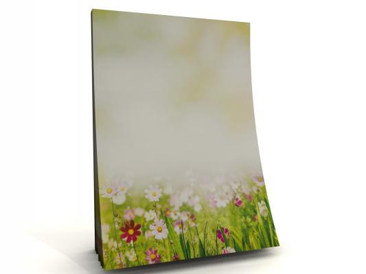 Notepad Summer Meadow