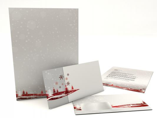 Christmas Stationery Firm of Love